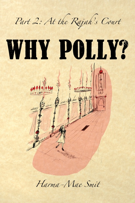 Eagerly Anticipated Second Part to <i>Why Polly?</i> Available for Preorder!
